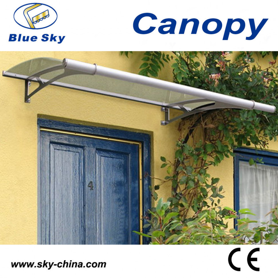 [Hot Item] 9 Prefab Glass Canopy Carport Manufacturers With PC Roof Carports With Glass Roof