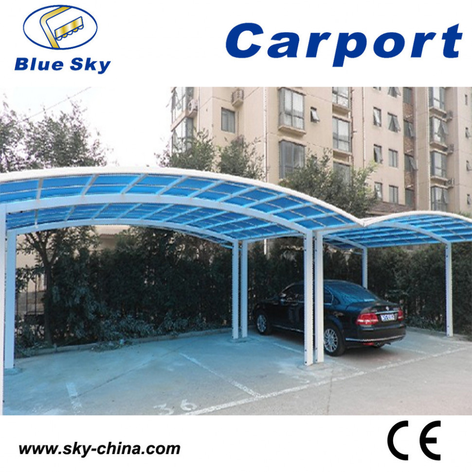 [Hot Item] CE Certification Aluminum Car Parking Tent Canopy Aluminum Canopy Carports