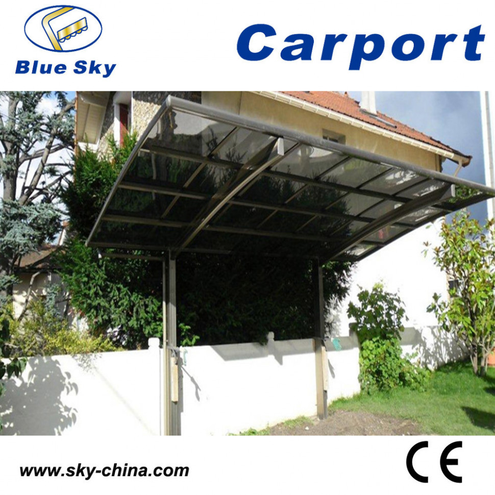 [Hot Item] Modern Aluminum Carport Garage For Car Parking Garage (B10) Garage Carport Garage