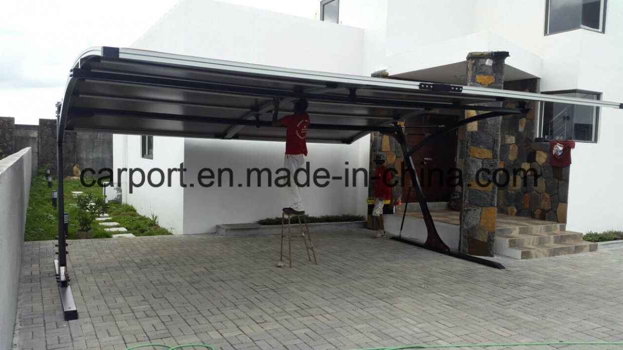 [Hot Item] Outdoor Easy Up Carport Car Parking Canopy Metal Steel Frame Structure From China Carport Canopy With Frame