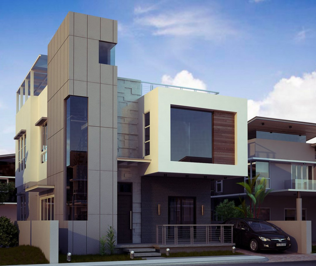 House Design With Rooftop Philippines Awesome Storey ..