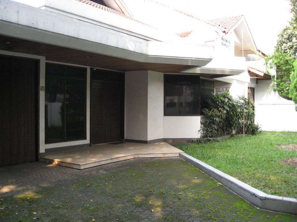 HOUSE FOR RENT Cipete Raya Carport Garage Prices