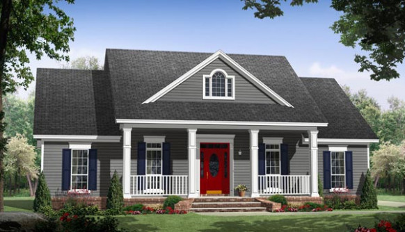 House Plan 59936 At FamilyHomePlans