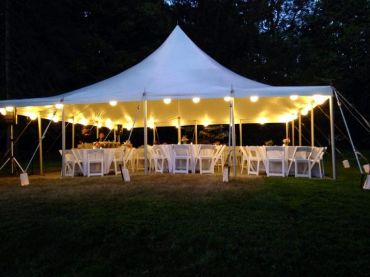 How Do You Rent A Wedding Tent? Prices, Sizes, And Types ..