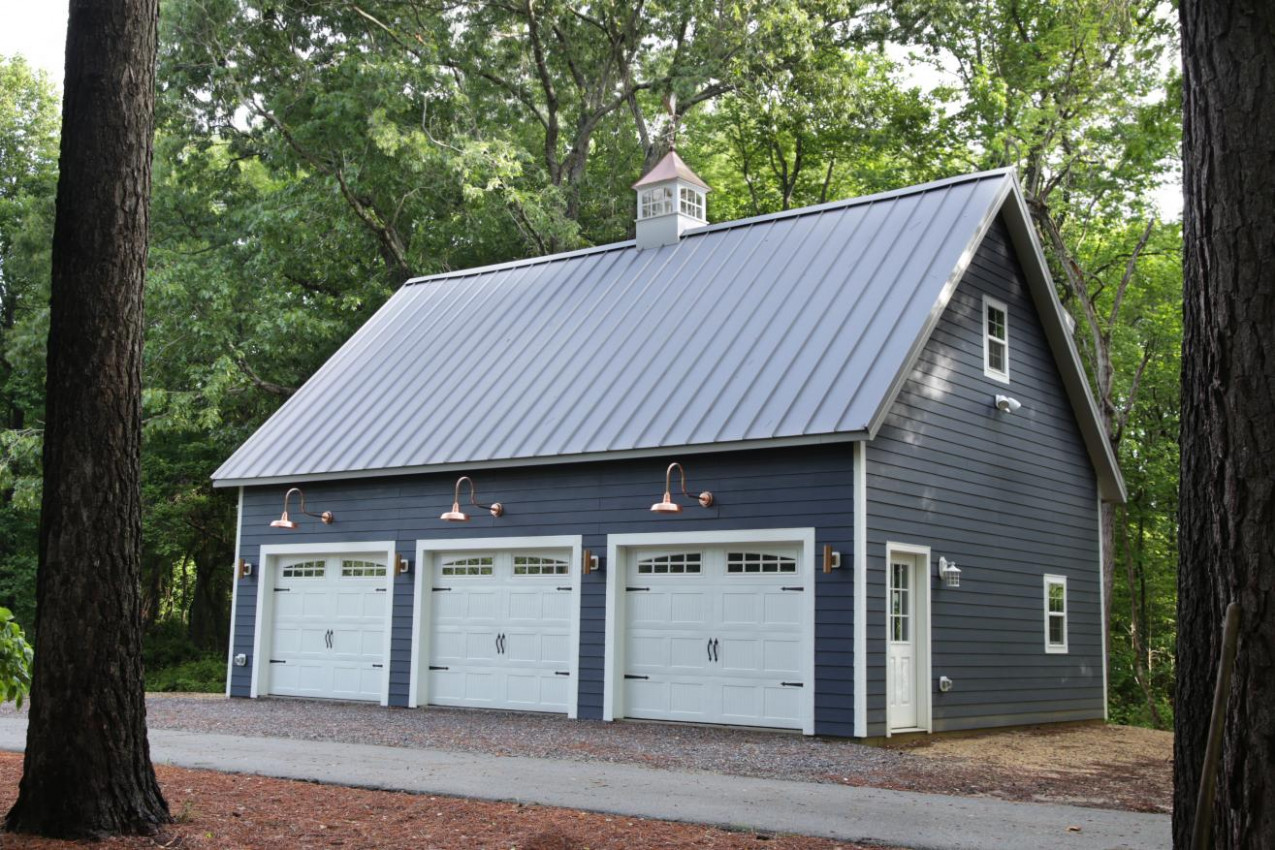 How Much Does A Detached Garage Cost? The Complete Guide Insulating A Carport Garage