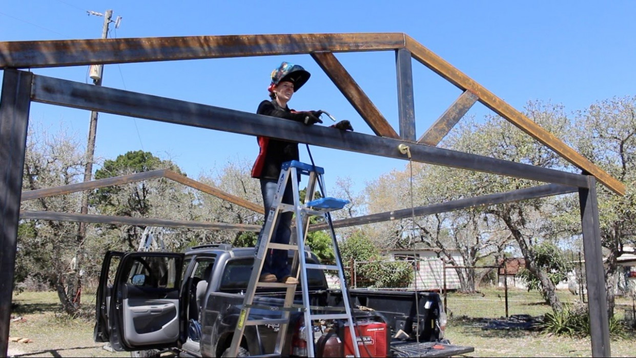 How To Build A Metal Carport Part 12 Awesome Carport Ideas