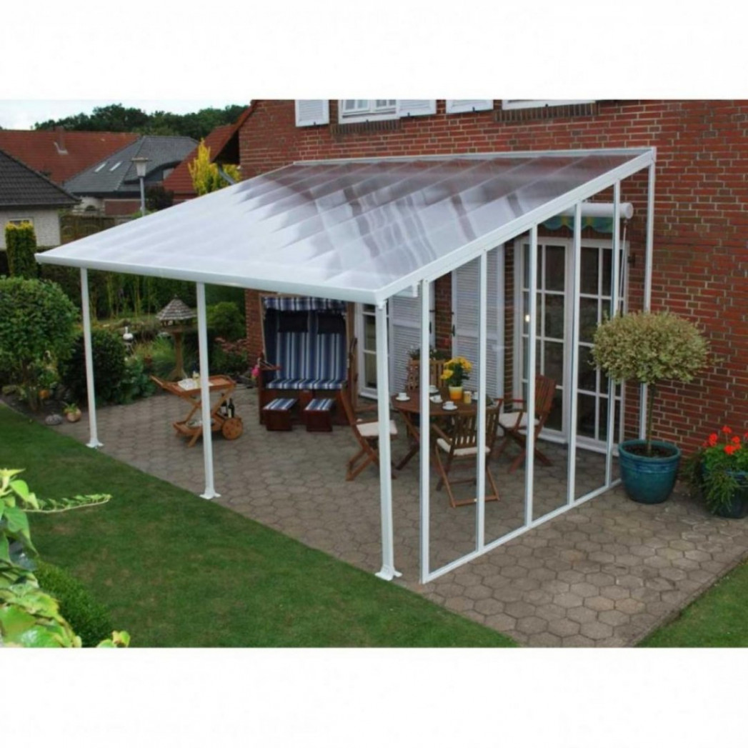 How To Build A Wood Canopy Tent Frame Backyard Shade ..