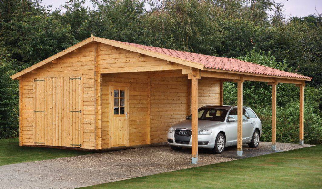 How to build wooden carport | Tips for wooden carport ...