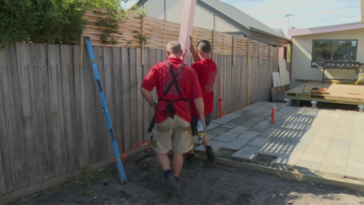 How To Install Posts And Beams For A Carport | Bunnings ..