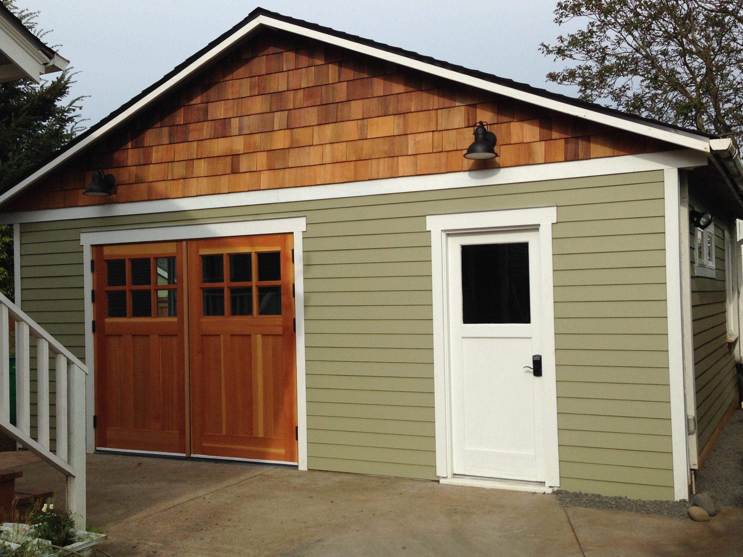 How To Save Money With A Garage Conversion ADU — Building An ADU Carport Entrance Ideas