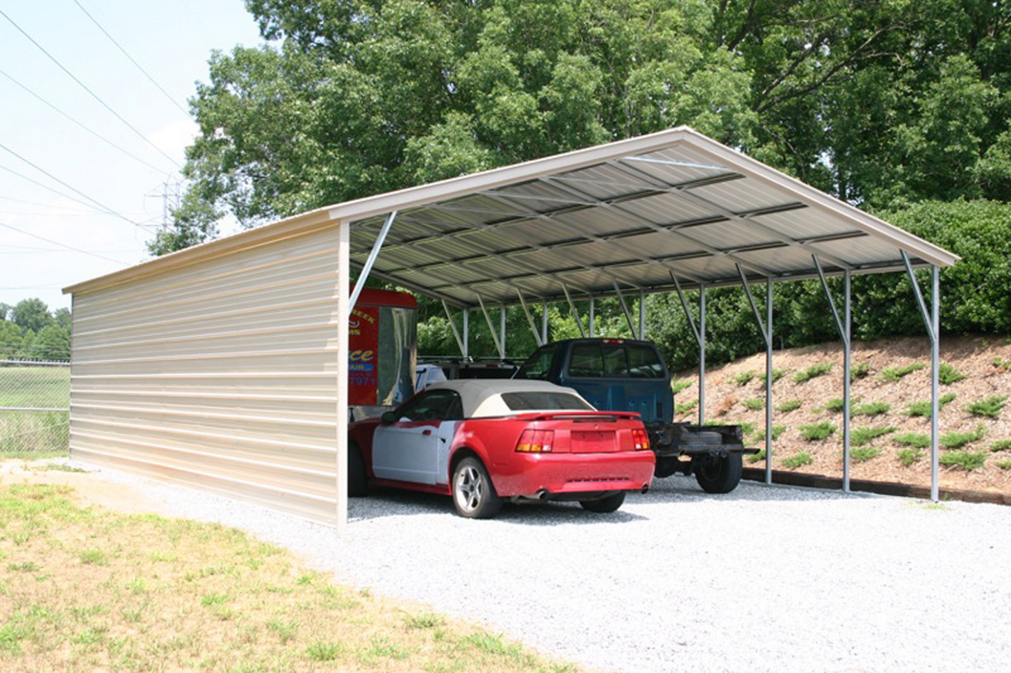 Huge Array Of Carport Roofs Available. Protect Your ..