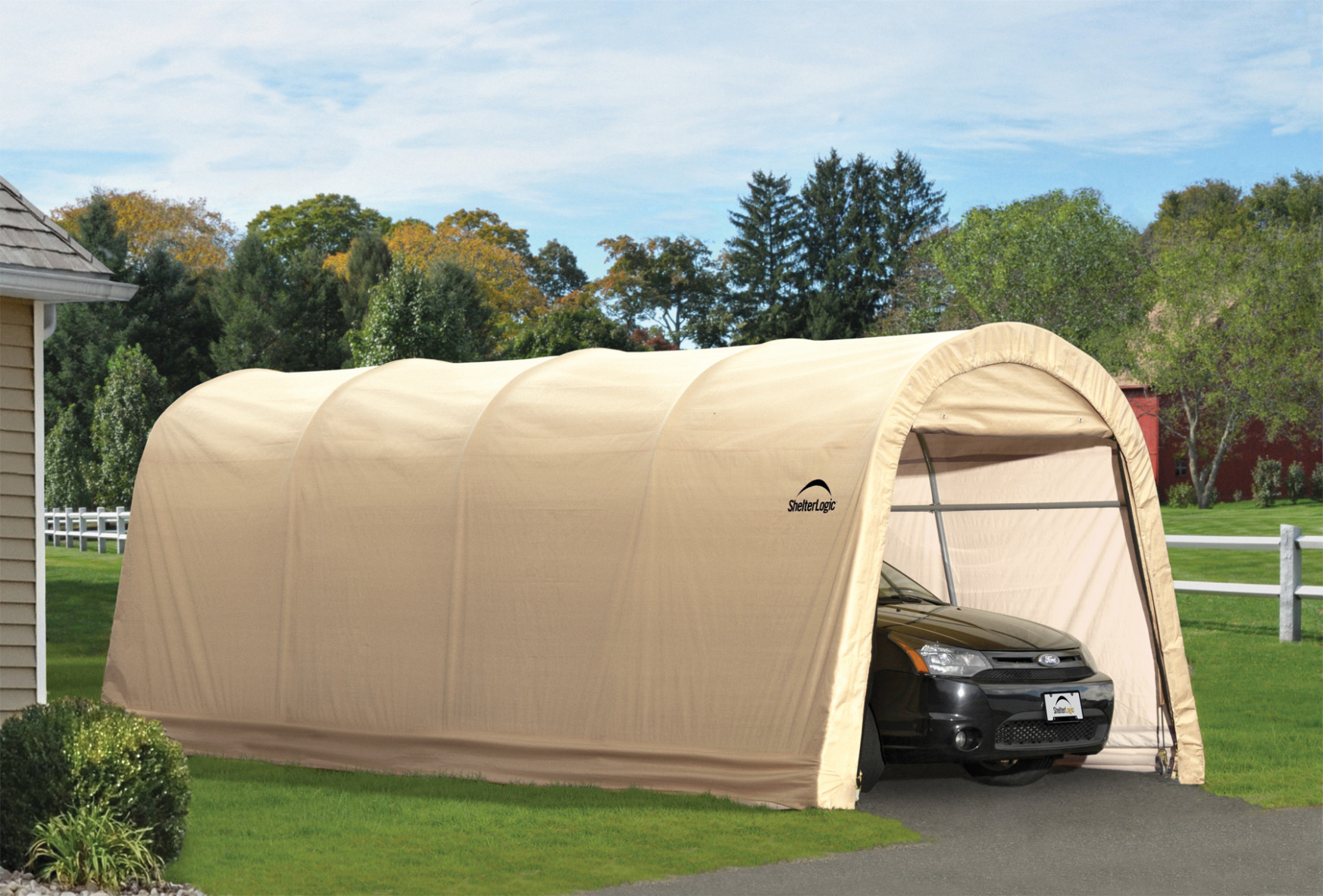 Ideas Carport Canopy — Home Decor By Coppercreekgroup Temporary Carport Ideas