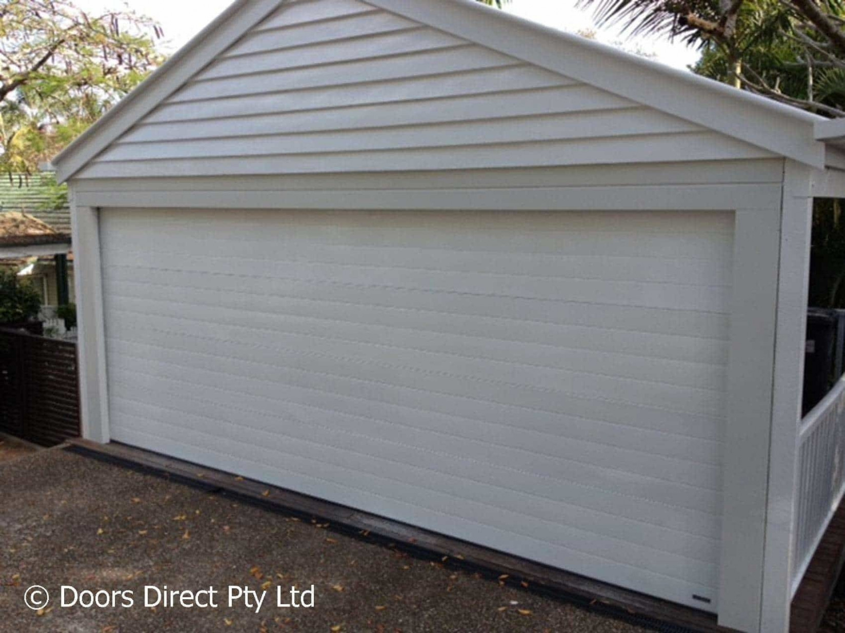 Image Result For Colorbond Carport With Roller Door Home ..