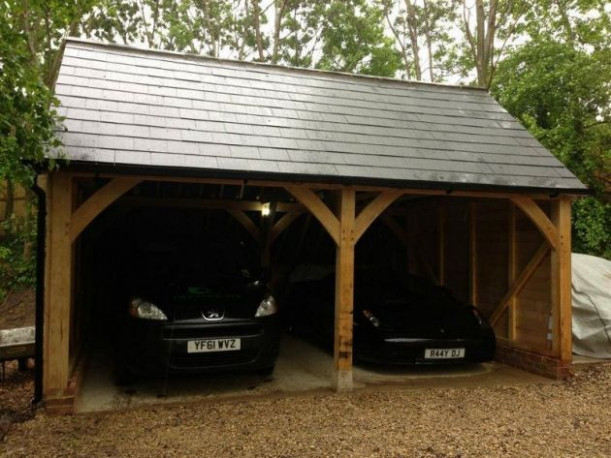 Image Result For Single Car Carport With Storage Plans ..