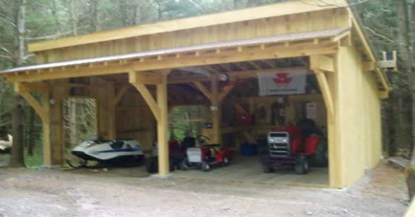 Image Result For Tractor Shed | Pole Barn | Pinterest ..