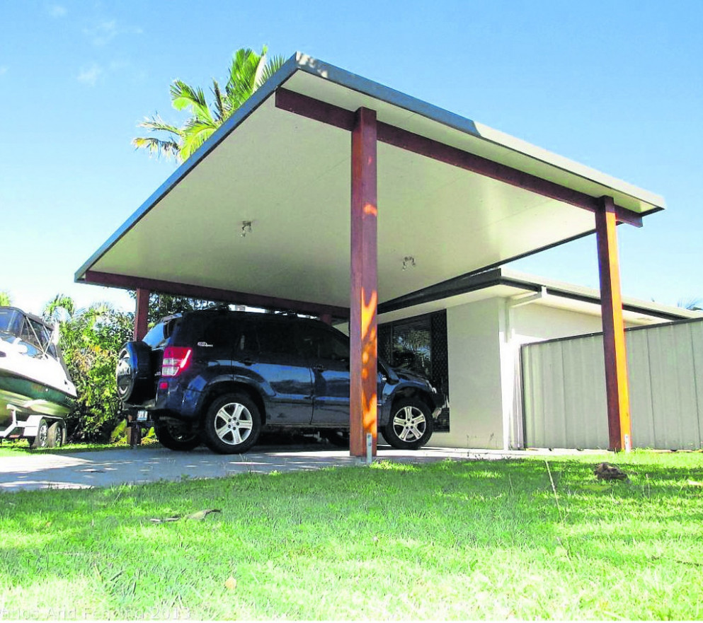 Increase Property Value With A Carport | News13 Modern Carport For Sale