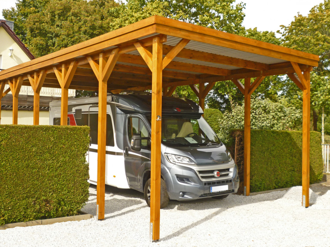 Individuelle Carports Aus Holz Qualität Made In Germany ..