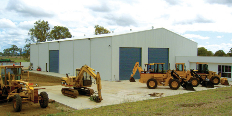 Industrial Sheds, Commercial Buildings, Warehouses | Toowoomba Carports Garages Toowoomba
