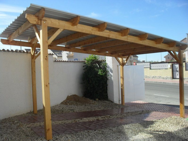 Inexpensive 2 Car Wood Carport Kit For Amusing Carports ..