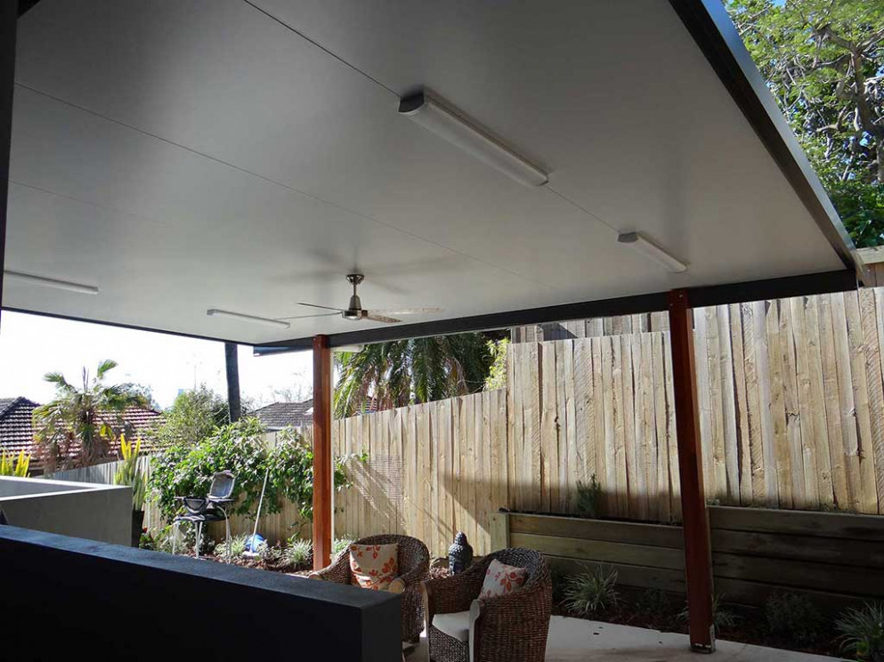 Insulated Patio Roof Carport Roof Leaking