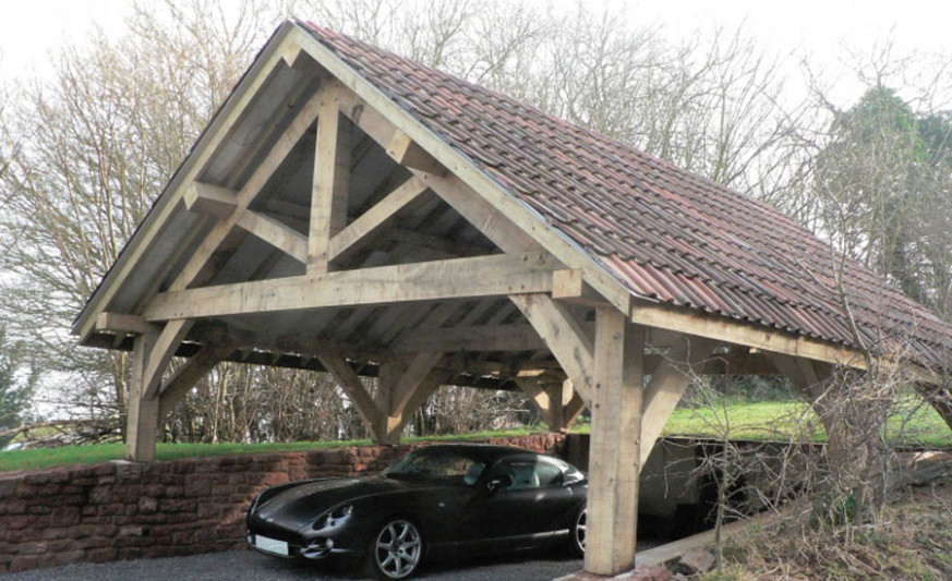 Interesting Timbers Native Hardwood Soft Wood Supplier Wooden Framed Carports