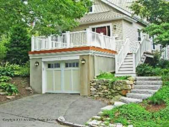 Is It Cheaper To Install A Rooftop Deck About A Garage ..