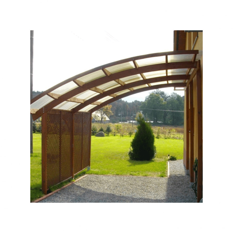Jagram Ludlow Lean-To Carport