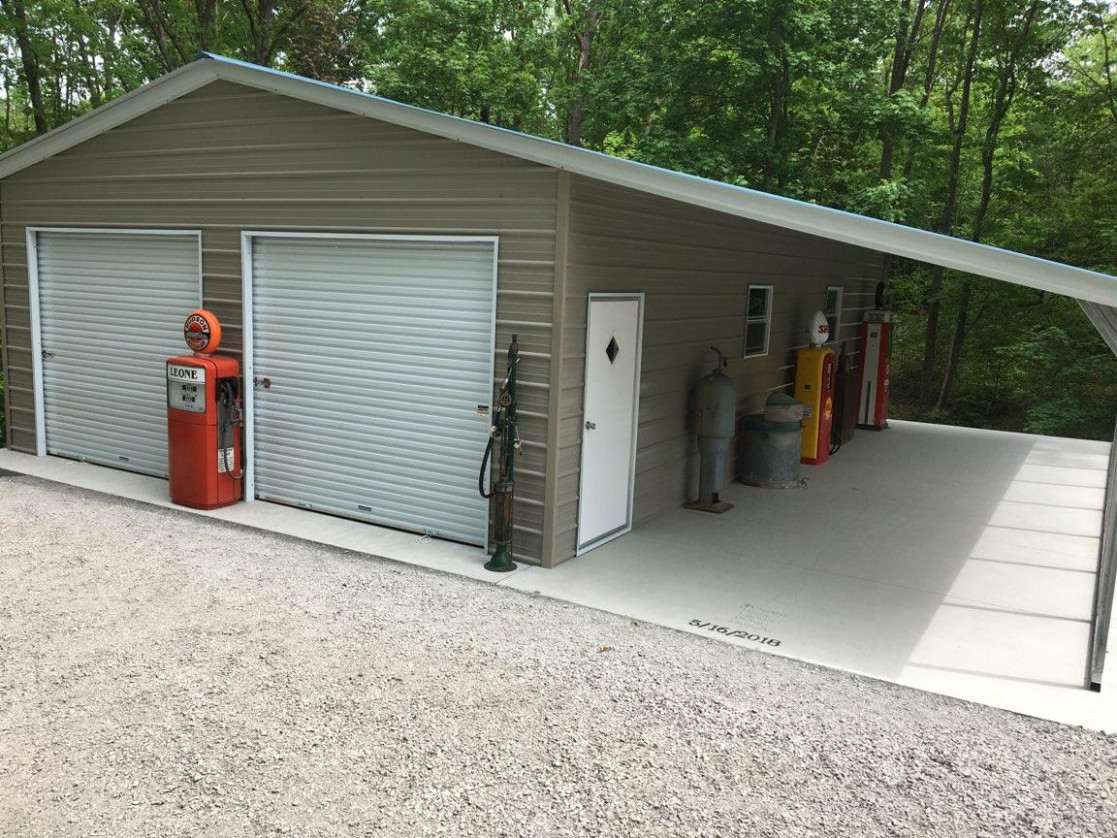 Joe's Carports And Metal Buildings |Mechanicville NY Carport Garage Metal
