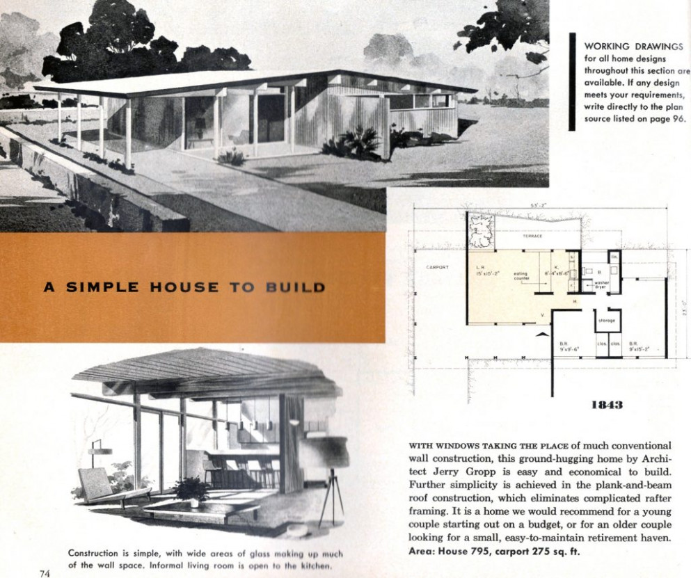 Key Features Of The Mid Century Modern Architectural Style ..