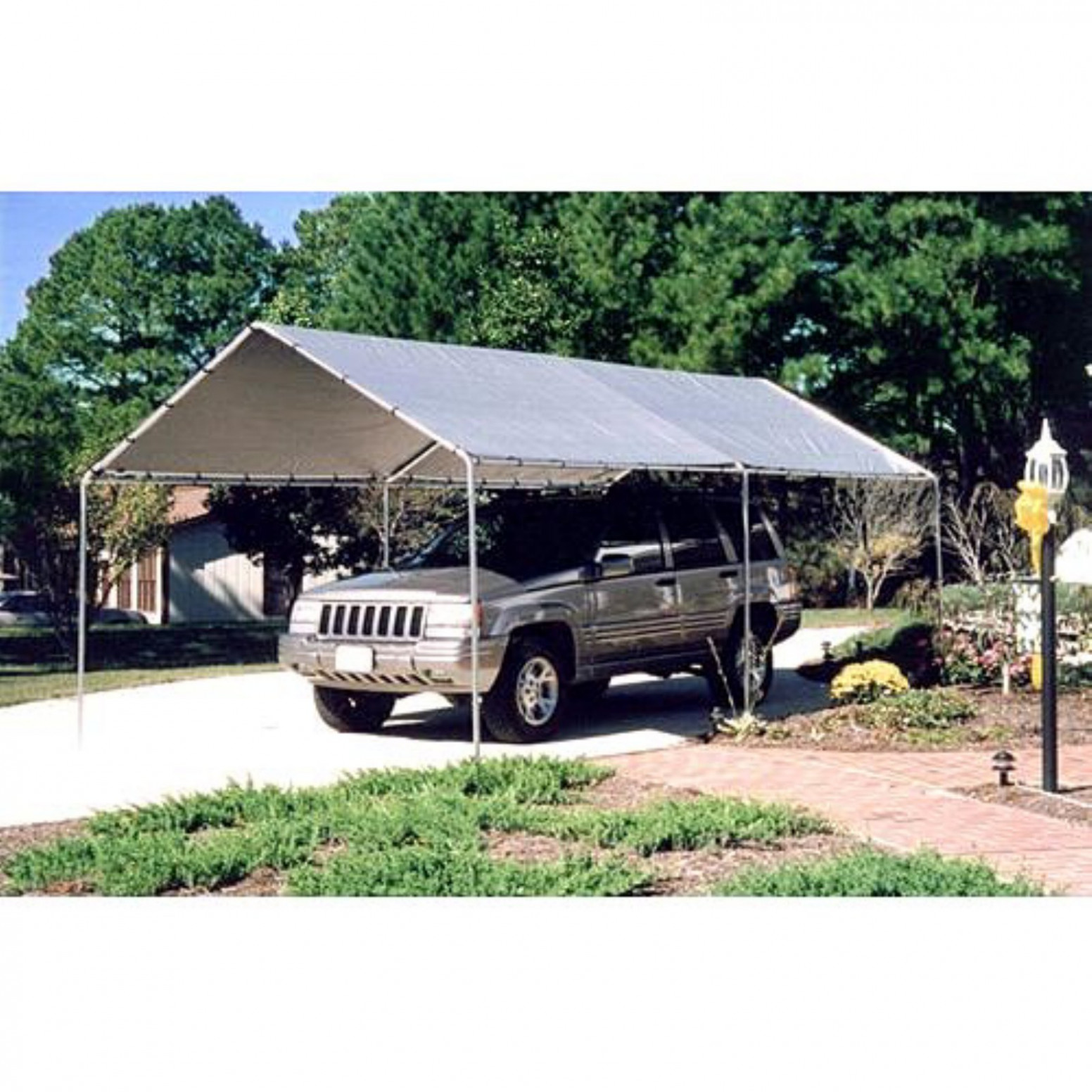 King Canopy 10 X 10 Ft. Canopy Carport 10 Legs | Products ..