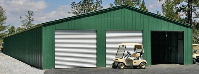 Large Metal Buildings: 32 to 60 Feet Wide | Save on Large ...