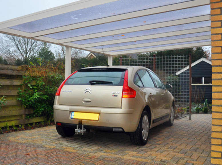 Lean To Carport With Pitched Roof | SunSpaces Carports Carports With Pitched Roofs