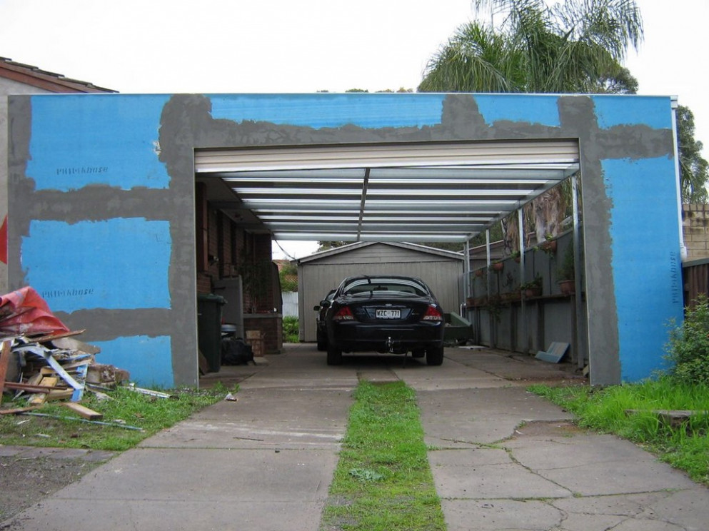 Lean To Carports For Sale How Build A Flat Roof Carport ...