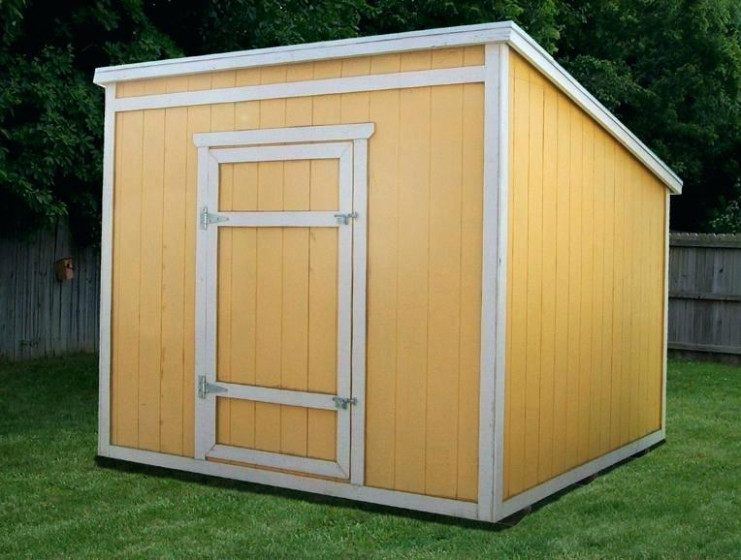 Lean To Kits – CloudGuy Wooden Carport Kitset