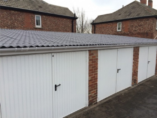Lightweight Roof Tiles For Garages and Sheds