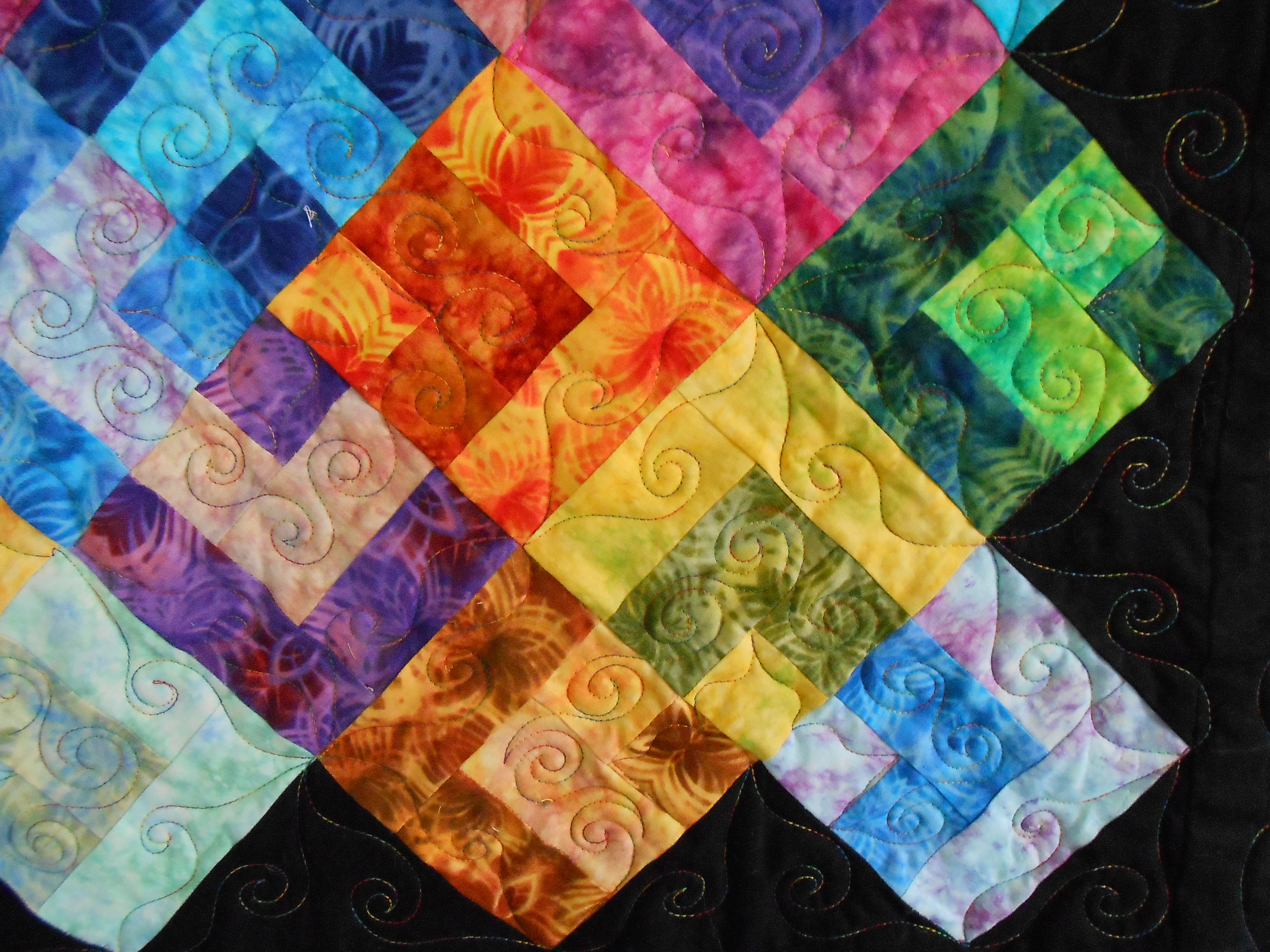 May | 9 | Quilting With Karen Carport Contemporary Quilts
