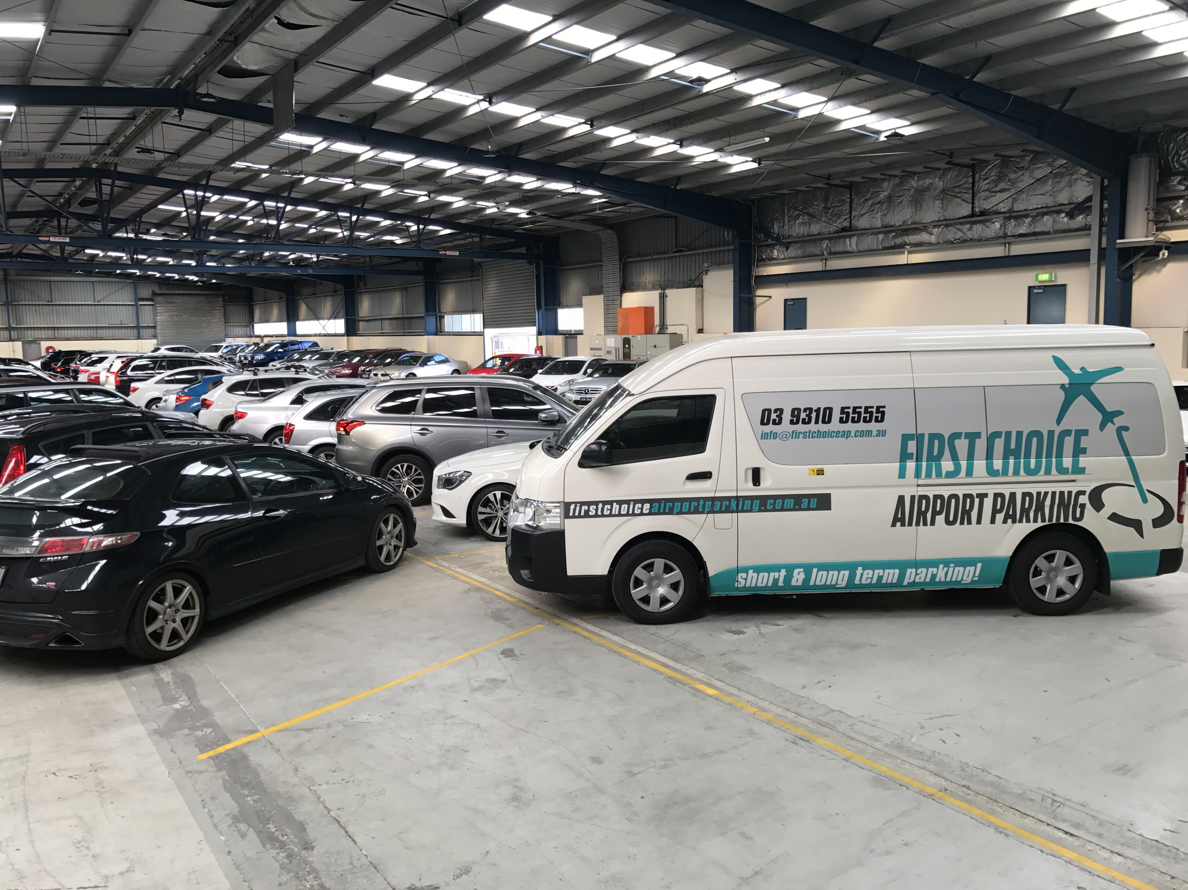 Melbourne Airport Car Parking   First Choice Airport ..