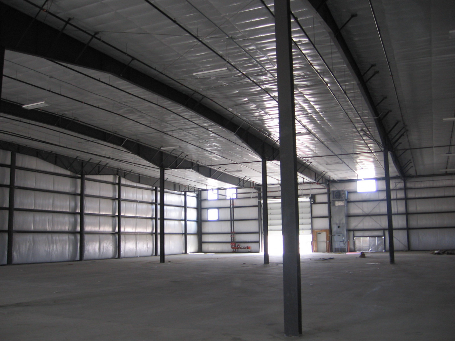 Metal Building Insulation 13 | How To Choose The Right ..