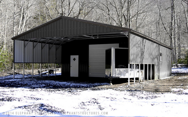 Metal Buildings For Sale, Custom Steel Structures And Kits Metal Garage Kits Carports