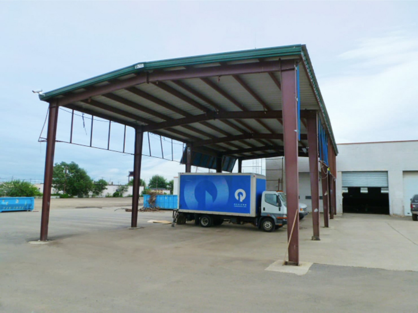 Metal Canopy: Is It Right For You? | General Steel Carport Canopy For Rv