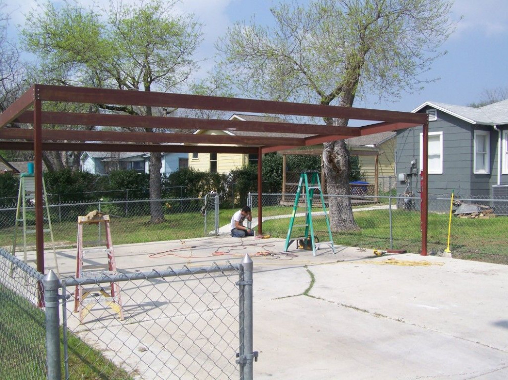 Metal Carport North Central San Antonio | Metal Car Ports ..