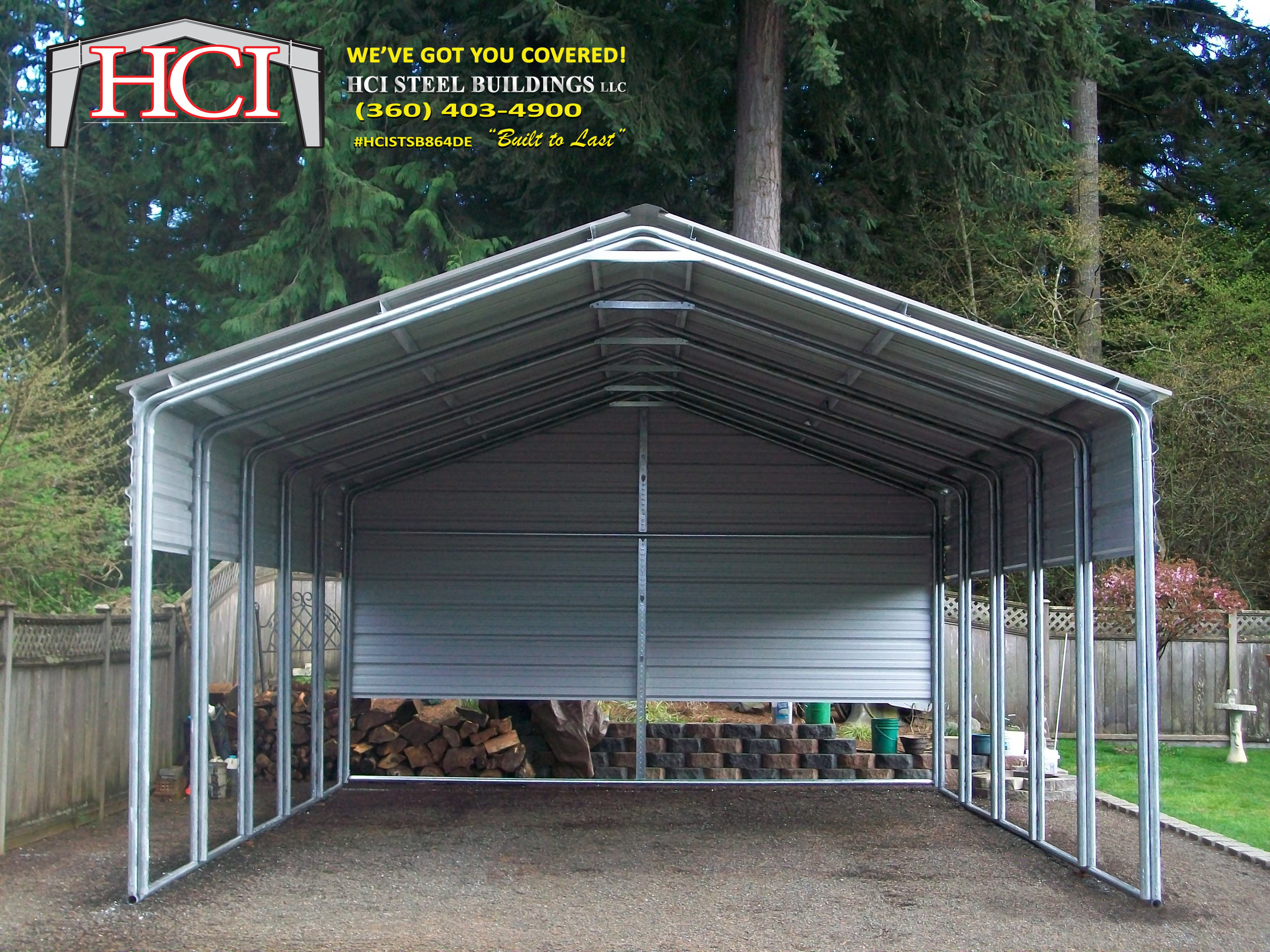 Metal Carports Carports And Garages For Sale Near Me