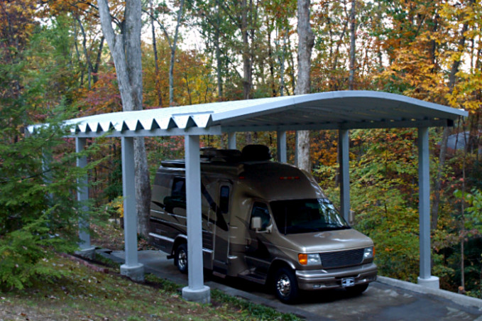 Metal Carports: Custom & Portable Steel Carport Buildings ..