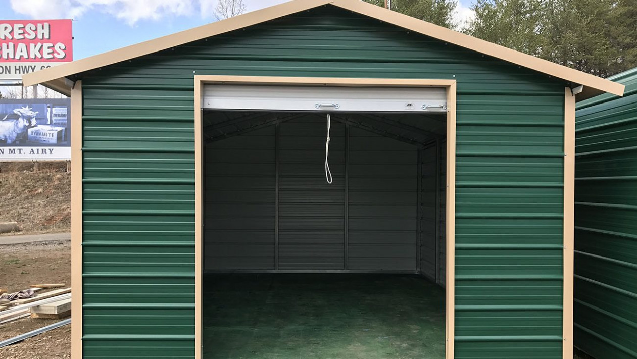 Metal Carports NC | Metal Garages NC | Steel Buildings For ..