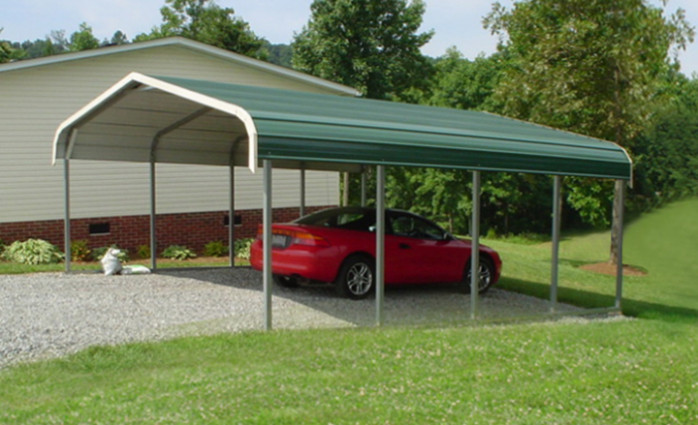 Metal Carports, Steel Carport Kits, Car Ports, Portable ..