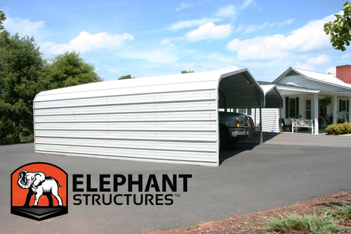 Metal Carports: The Ingredients For Superior Carport Designs Carports Modern Value