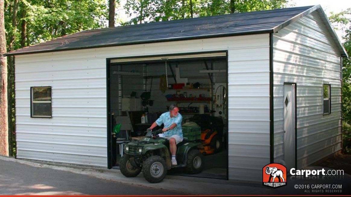Metal Carports Vs Wooden Carports Which Suits You Better? Wooden Garages With Carports