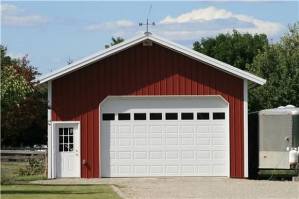 Metal garage buildings – pros, cons and useful buyer's tips