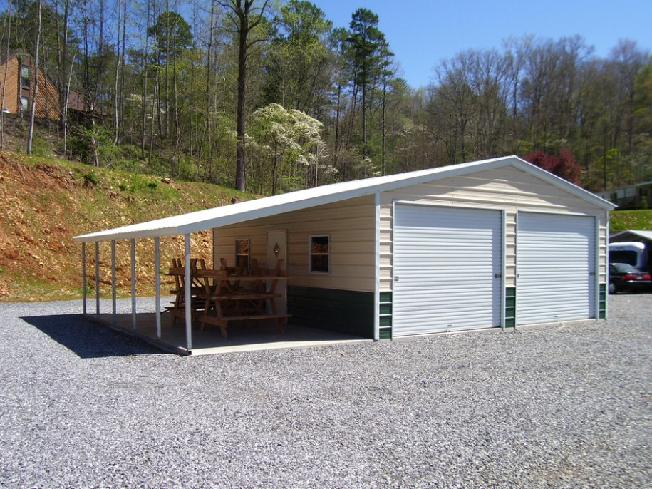 Metal Garages Steel | Garage | Prices | Packages | North ..