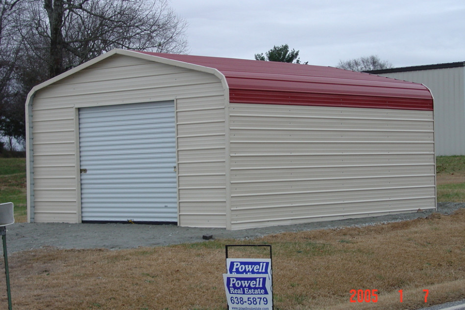 Metal Garages | Virginia | VA | Prices Garage Doors On Carports
